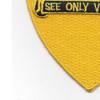 315th Cavalry Regiment Patch | Lower Left Quadrant