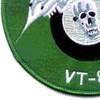 VT-8 Patch Torpedo Squadron   Lower Left Quadrant