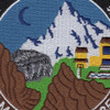 VT-85 Torpedo Squadron WWII Patch   Center Detail