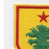 314th Cavalry Regiment Patch | Upper Left Quadrant