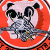 313 Tactical Fighter Squadron Patch | Center Detail