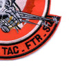 313 Tactical Fighter Squadron Patch | Lower Right Quadrant