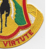 312th Cavalry Regiment Patch | Lower Right Quadrant