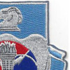 312nd Military Intelligence Battalion Patch | Upper Right Quadrant