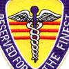 312 Medical Evacuation Hospital Patch | Center Detail
