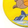 ZP-31 Aviation Airship Patrol Squadron Patch | Lower Left Quadrant