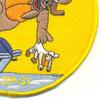 ZP-31 Aviation Airship Patrol Squadron Patch | Lower Right Quadrant