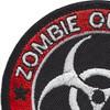 Zombie Outbreak Response Team Patch | Upper Left Quadrant