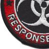 Zombie Outbreak Response Team Patch | Lower Left Quadrant