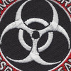 Zombie Outbreak Response Team Patch | Center Detail