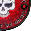 Zombie Hunter Patch | Lower Right Quadrant