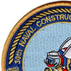 30th Naval Construction Regiment Patch United States Pacific Fleet | Upper Left Quadrant