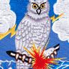 VS-39 Patch Hoot Owls Patch | Center Detail