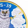 VS-39 Patch Hoot Owls Patch | Upper Right Quadrant