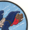 VS-36 Aviation Air Anti-Submarine Squadron Thirty Six Patch Dopey WWII | Upper Right Quadrant