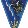 VS-32 Patch Maulers S-3B Patch   Center Detail
