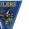 VS-32 Patch Maulers S-3B Patch   Upper Right Quadrant