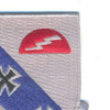 309th Infantry Regiment Patch | Upper Right Quadrant