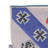 309th Infantry Regiment Patch | Upper Left Quadrant