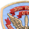 30th Aviation Transportation Company ACFT Maintenance Patch | Upper Left Quadrant