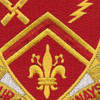 309th Field Artillery Battalion Patch DUI | Center Detail