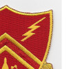 309th Field Artillery Battalion Patch DUI | Upper Right Quadrant