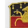 309th Cavalry Regiment Patch | Upper Left Quadrant