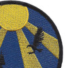 VQ-6 Fleet Air Reconnaissance Squadron Patch | Upper Right Quadrant