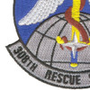 308th Rescue Squadron Patch | Lower Left Quadrant