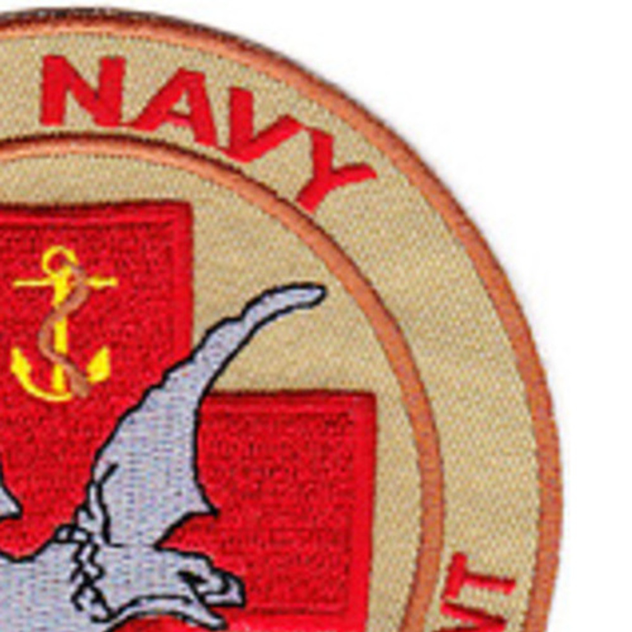 2515th NAAD Naval Air Ambulance Detachment patch