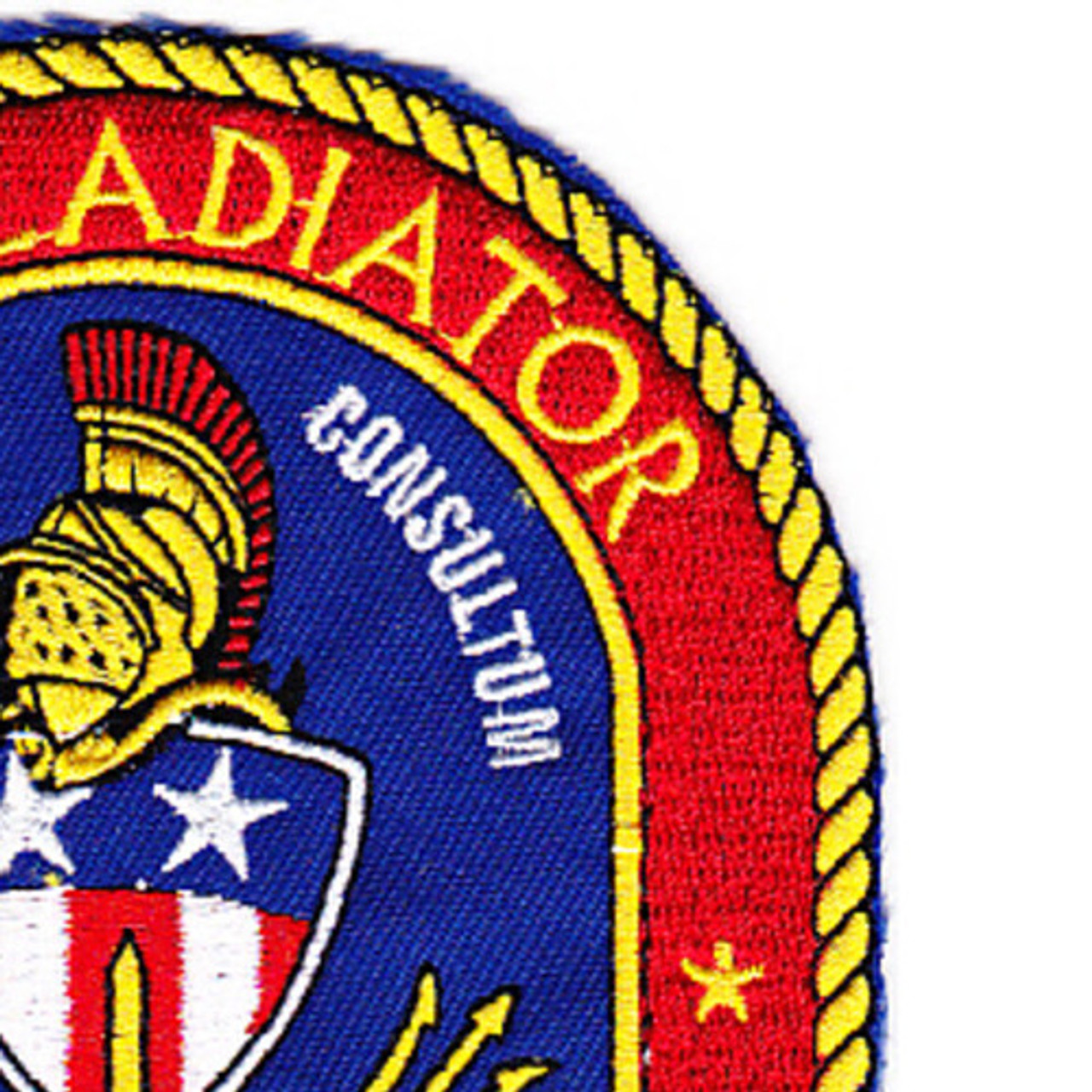 Details about  /USS Gladitor MCM 11 Navy Jacket Patch