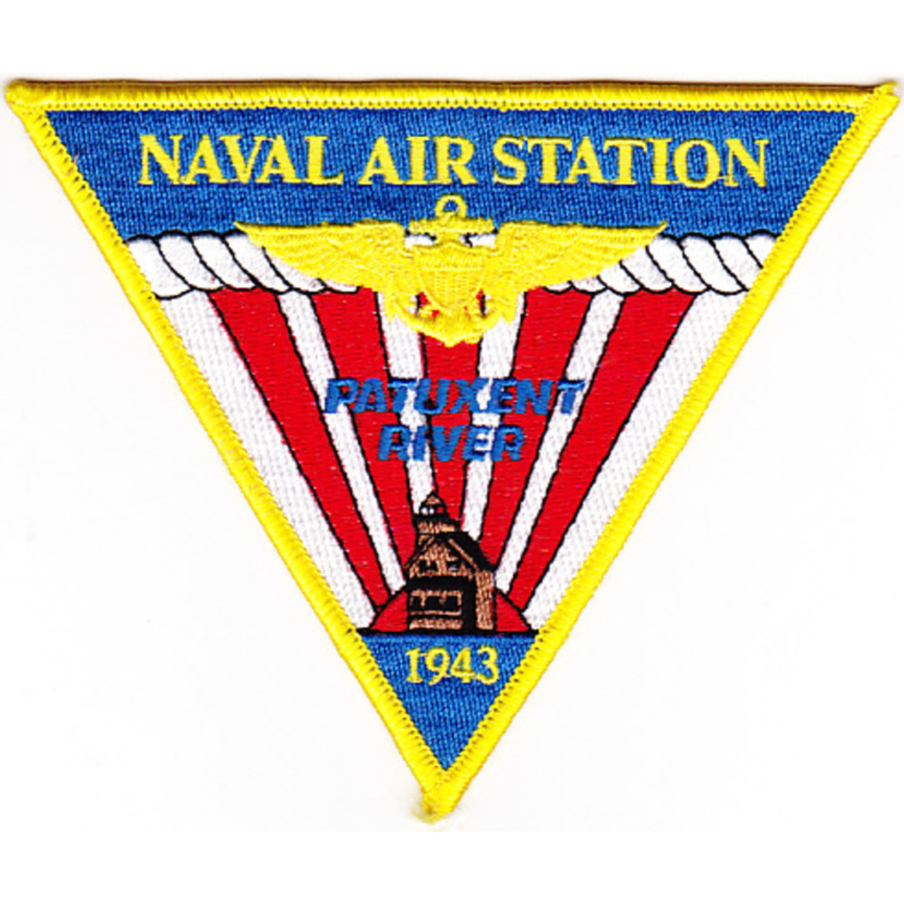 Pax River Maryland >> Naval Air Station Patuxent River Maryland Patch A Version