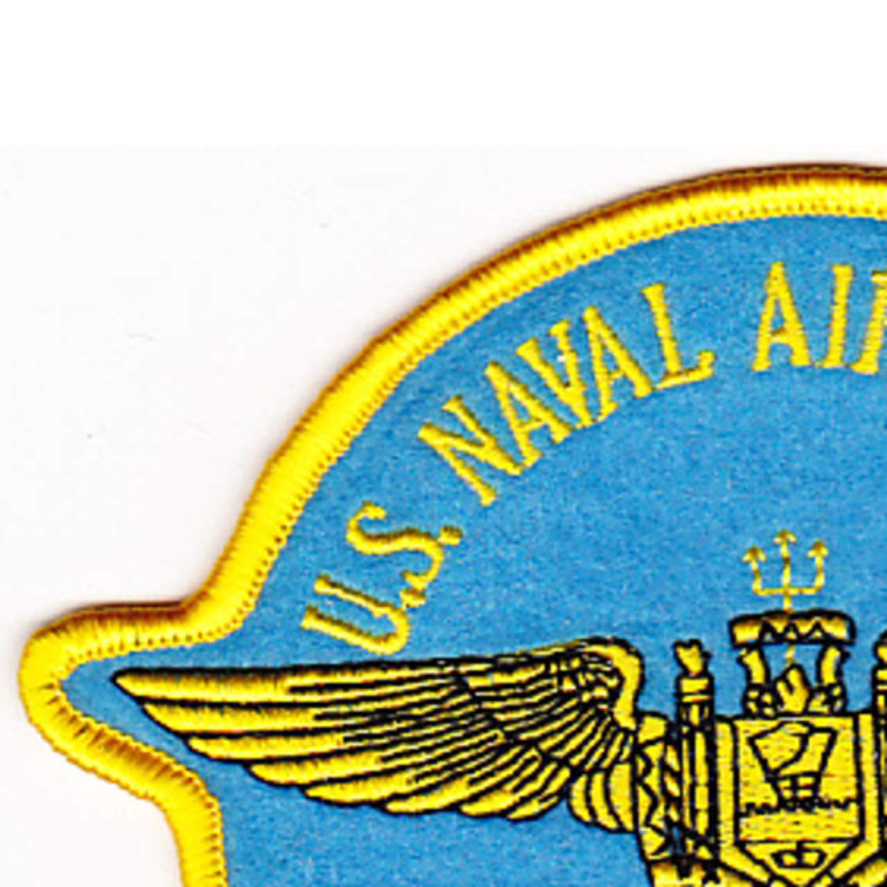 NAF Naval Air Facility NAVAL ACADEMY ANNAPOLIS MD US Navy Base Squadron Patch