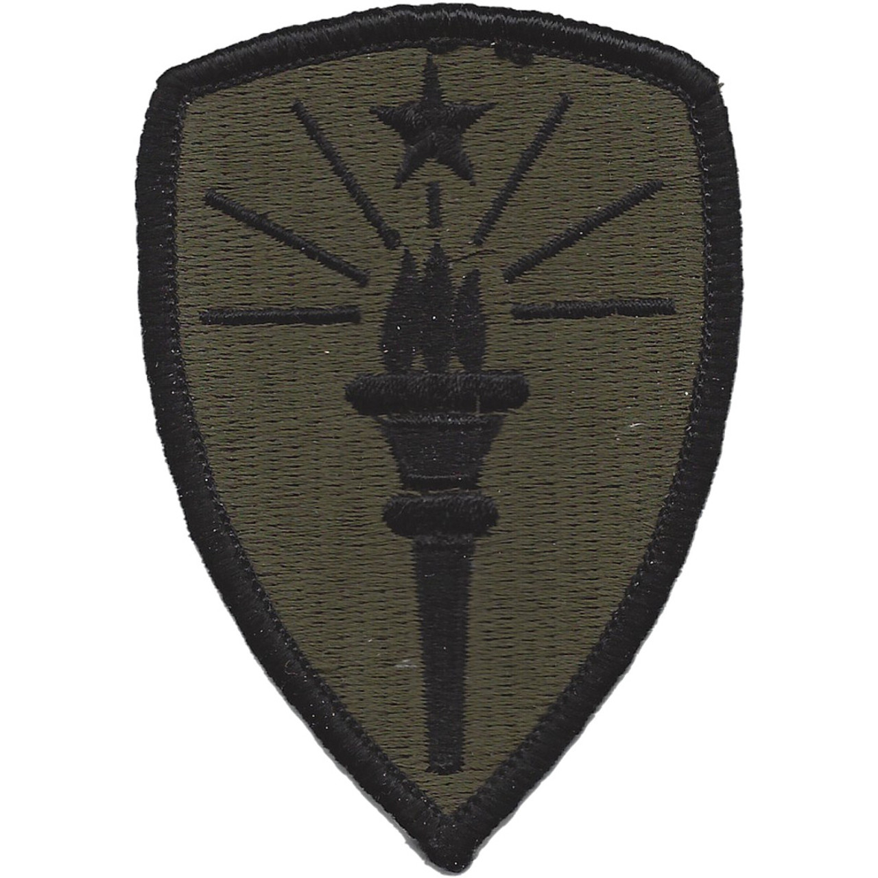 US Army Indiana National Guard Full Color Patch