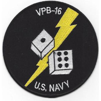 VPB-16 Patch Lucky Seven