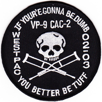 VP-9 CAG-2 Patch West Pac 02/03