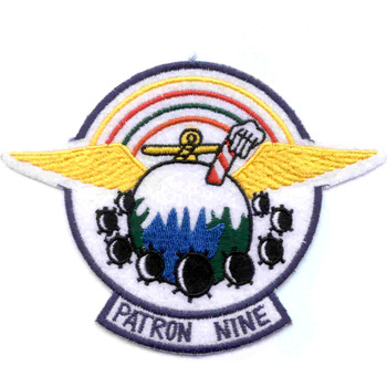 VP-9 Patch Patron Nine