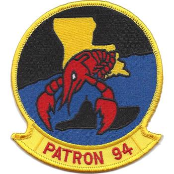 VP-94 Patrol Squadron Patch