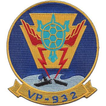VP-932 Patch