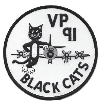 VP-91 Patrol Squadron Patch
