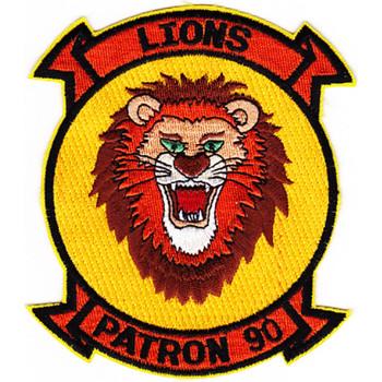VP-90 Patch Lions Patron 90