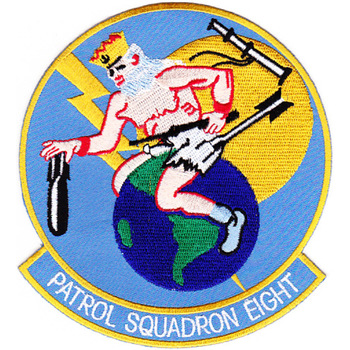 VP-8 Patch Neptune Riding The World