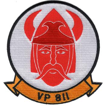 VP-811 Patrol Squadron Patch