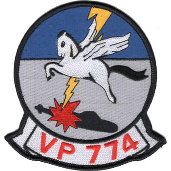 VP-774 Navy Squadron Patch