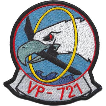 VP-721 Naval Reserve Squadron Patch