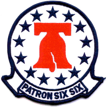VP-66 Aviation Patrol Squadron Patch