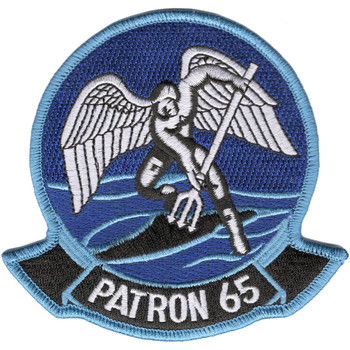 VP-65 Aviation Patrol Squadron Sixty Five Patch