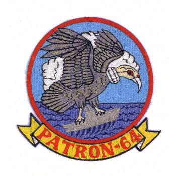 VP-64 Patrol Squadron Patch