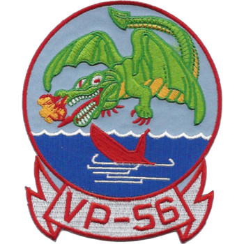 VP-56 Aviation Patrol Squadron Fifty Six Patch