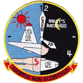 VP-4 Patch Barry's Bastards